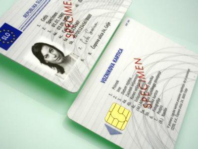 Voznikova kartica